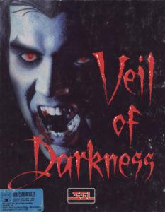 Veil of Darkness cover