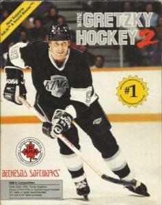 Wayne Gretzky Hockey 2 cover