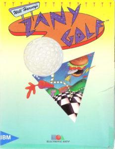 Will Harvey's Zany Golf cover