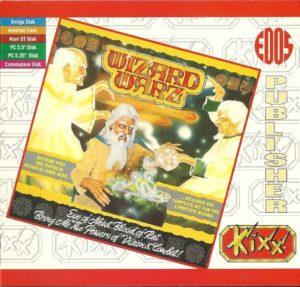 Wizard Warz cover