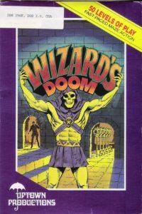 Wizard's Doom cover